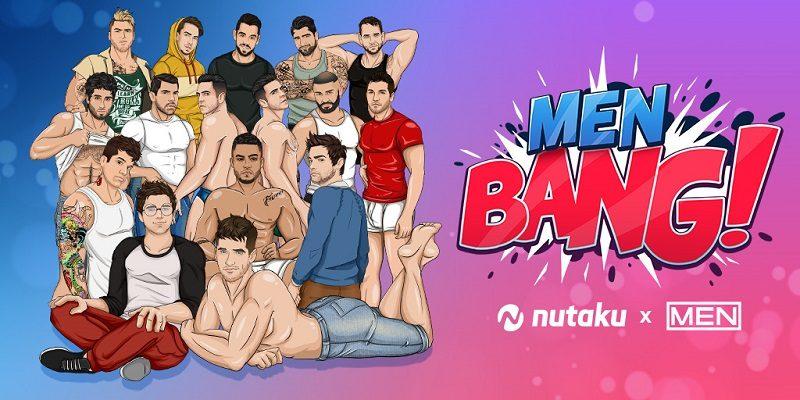 Men Bang gay sex game
