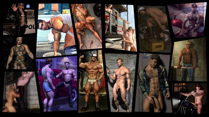 play shocking gay sex games that will make you CUM gaymers