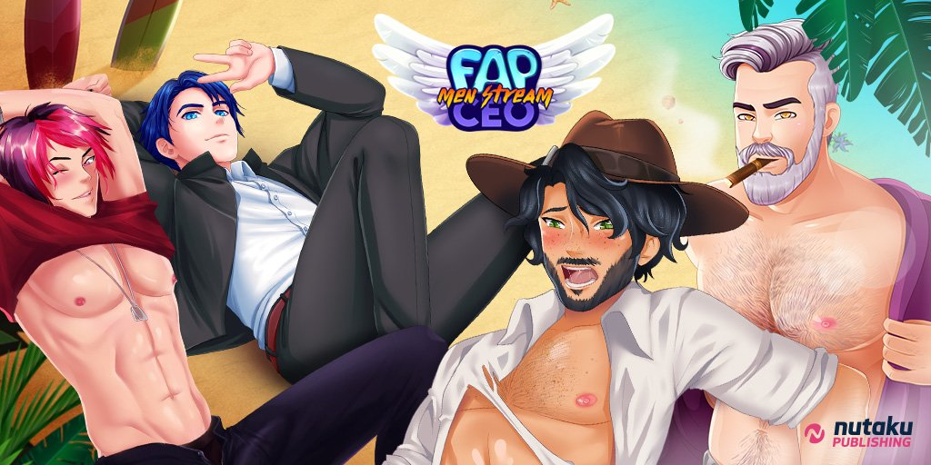 fap ceo men stream gay sex game nutaku