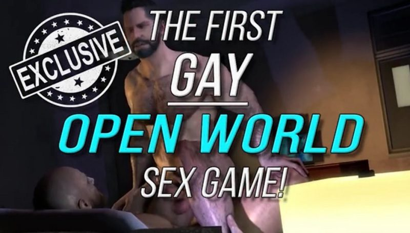 Play GAY open world sex games